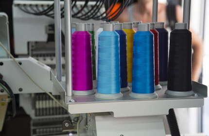 textile industry valvaut